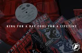 On march 2, 1983, the compact disc and player are released in the united states, beginning the slow decline of the cassette tape and. Faith No More Released King For A Day Fool For A Lifetime 26 Years Ago