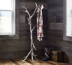Pottery Barn Tree Coat Rack