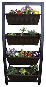 vertical garden freestanding raised