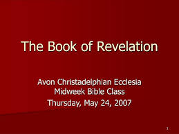 Ppt The Book Of Revelation Powerpoint Presentation Free