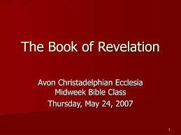 Christadelphian Reading Chart Ppt The Book Of Revelation Powerpoint Presentation Free