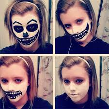 creepy makeup videos mugeek vidalondon