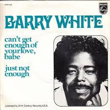 <b>Barry White</b> - <b>Can't</b> Get Enough Of Your Love, Babe | Discogs
