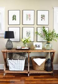 how to decorate entryway table. Decorative Entry Table How To Decorate Entryway R
