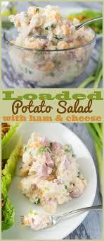 honey baked ham potato salad recipes