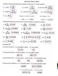 Multiplying Decimals By 0 01 A Worksheet Word Problems Powersoften ...