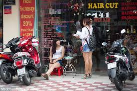 Ho Chi Minh, city Happy Ending, massage, places