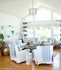 Makeover Living Room Living Room Makeover Reveal The Happy Housie