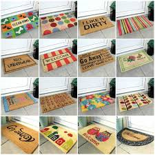 outdoor front door mats20 Ways to Outdoor Doormats Modern