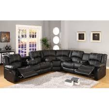 Comfort Reclining Sectional