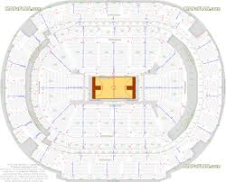 Dallas Mavs Stadium Seating Chart Dallas American Airlines Center Detailed Seat Row
