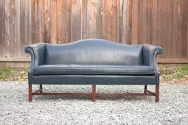 camelback leather sofa mherger furniture with camelback leather sofa