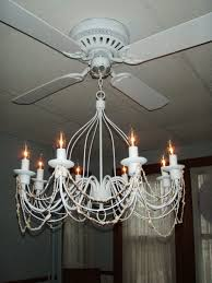 living charming ceiling fan chandeliers 1 chandelier combo with top of warisan lighting photo white