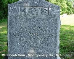 Lillie Florence Jones Hays (1860-1941) - Find A Grave Memorial