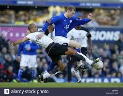 Everton v Fulham Stock Photo - Alamy