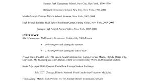 Sales Job Description Resume After School Program Resume Mind Map