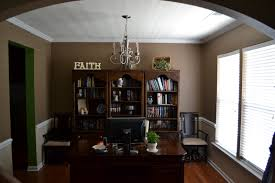 dining room to office. We Wanted A Really Nice Desk Since This Is The First Room You See When Enter Our Front Door. Were Able To Reuse Bookshelves Store All Of Dining Office M