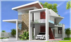 house front side elevation designs list disign plan modern home
