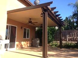 alumawood patio covers non insulated patio covers construction inc the beautiful cover kits interior cost alumawood patio covers