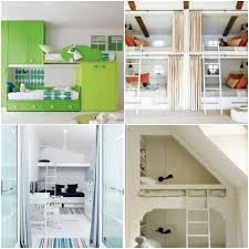 Bunk beds have gone modern. Whether you live in a small space or a big  home, you will be inspired by these 30 amazing bunk beds for kids.
