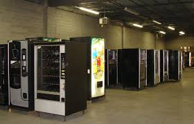 Buy Used Vending Machine
