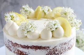 Lemon Elderflower And White Chocolate Cake Hannah Bakes
