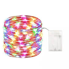 Fairy Lights Taobao 2019 Multi Fairy Lights Battery Operated Waterproof 100 Led 32 8ft String Copper Wire From Ebuy7 6 76 Dhgate Com