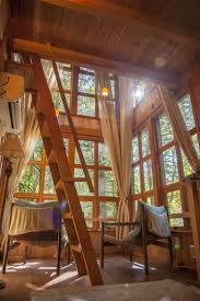 Kids treehouse inside Living Room Design Inside Trillium At Treehouse Point pete Nelson Nelson Treehouse Morningchores Not For Kids At Treehouse Point Adults Can Relax And Unwind Amid