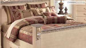 Sanibel Bedroom Furniture Sanibel Bedroom Collection From Signature Design By Ashley Youtube