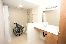wheelchair accessible bathroom design. Modern Style Bathrooms Design Wheelchair Accessible Bathroom For - M