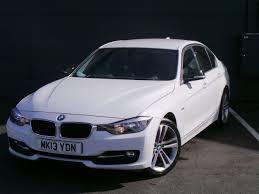 bmw 2013 white.  Bmw 2013 13 BMW 3 Series 318d SE 4dr Step Auto In White To Bmw White