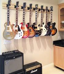 gitarren raum musikzimmer ideen