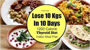 Diet Chart For 32 Year Old Woman Thyroid Diet How To Lose Weight Fast 10 Kgs In 10 Days Indian Veg Diet Meal Plan For Weight Loss