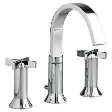 Cross Handle Bathroom Faucet Berwick Widespread Faucet Cross Handles American Standard