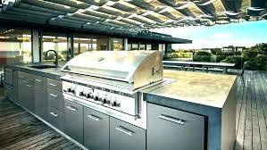 outdoor kitchen kits for rv frame canada prefab modular island