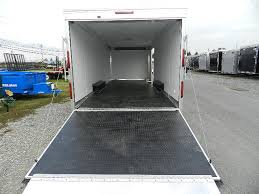 carmate 8 5 x 24 enclosed car trailer get out