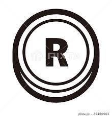 Rのイラスト素材 Pixta