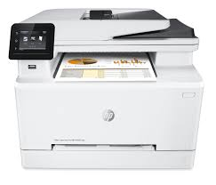 Hp Laserjet Pro M281fdw All In One Wireless Color Printer Apple Uk