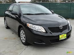 2009 Toyota Corolla LE in Black Sand Pearl - 021426 | Jax Sports ...