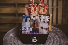 the brobasket gifts for men gift baskets for men grey goose gifts