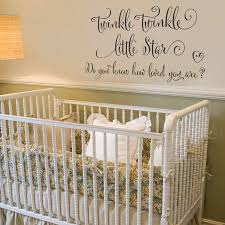 >twinkle little star wall art sticke epic twinkle twinkle little star   twinkle twinkle little star wall stick photo of twinkle twinkle little star wall sticker