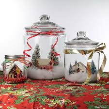 What To Put In Jars For Decorations DIY Decorating Ideas with Apothecary Jars and Kitchen Canisters 85