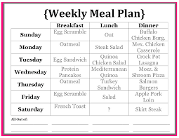 Maisdeumbilhao Passamfome Our Meals For The Week Here Is A