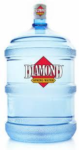 diamond spring water 5 gallon plastic deposit required