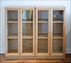 how to build a bookcase with glass doors as ikea bookcase