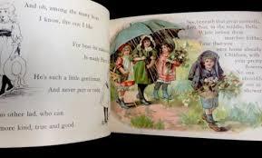 toys joys antique victorian 1890 s original children s story book chromos