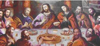on the trail of the last supper