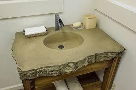 Specialty Concrete Counter Bath & Bar Sinks