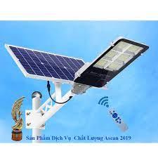 ĐÈN ĐƯỜNG 300W ÁNH SÁNG VÀNG NĂNG LƯỢNG MẶT TRỜI - Solar Light 300W