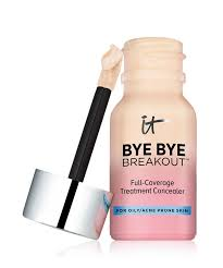 behold this concealer which is actually meant to go on your zits is infused with witch hazel tea tree oil and zinc oxide